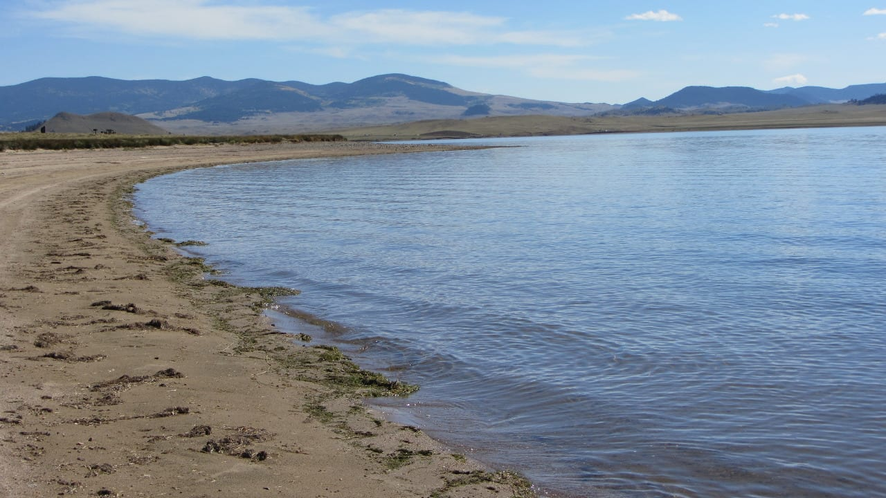Spinney Mountain Reservoir Fishing Colorado