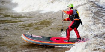 Stand Up Paddleboard SUP Colorado River
