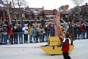 Ullr Fest Parade Breckenridge