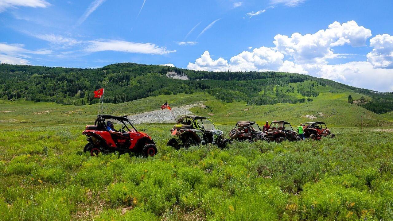 Sistem Jejak Roda Gerobak Colorado