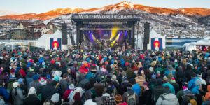 Music & brew fest at Steamboat's 11th WinterWonderGrass