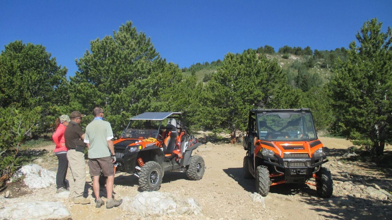Yankee Hill Off Road Jeep Trail Colorado