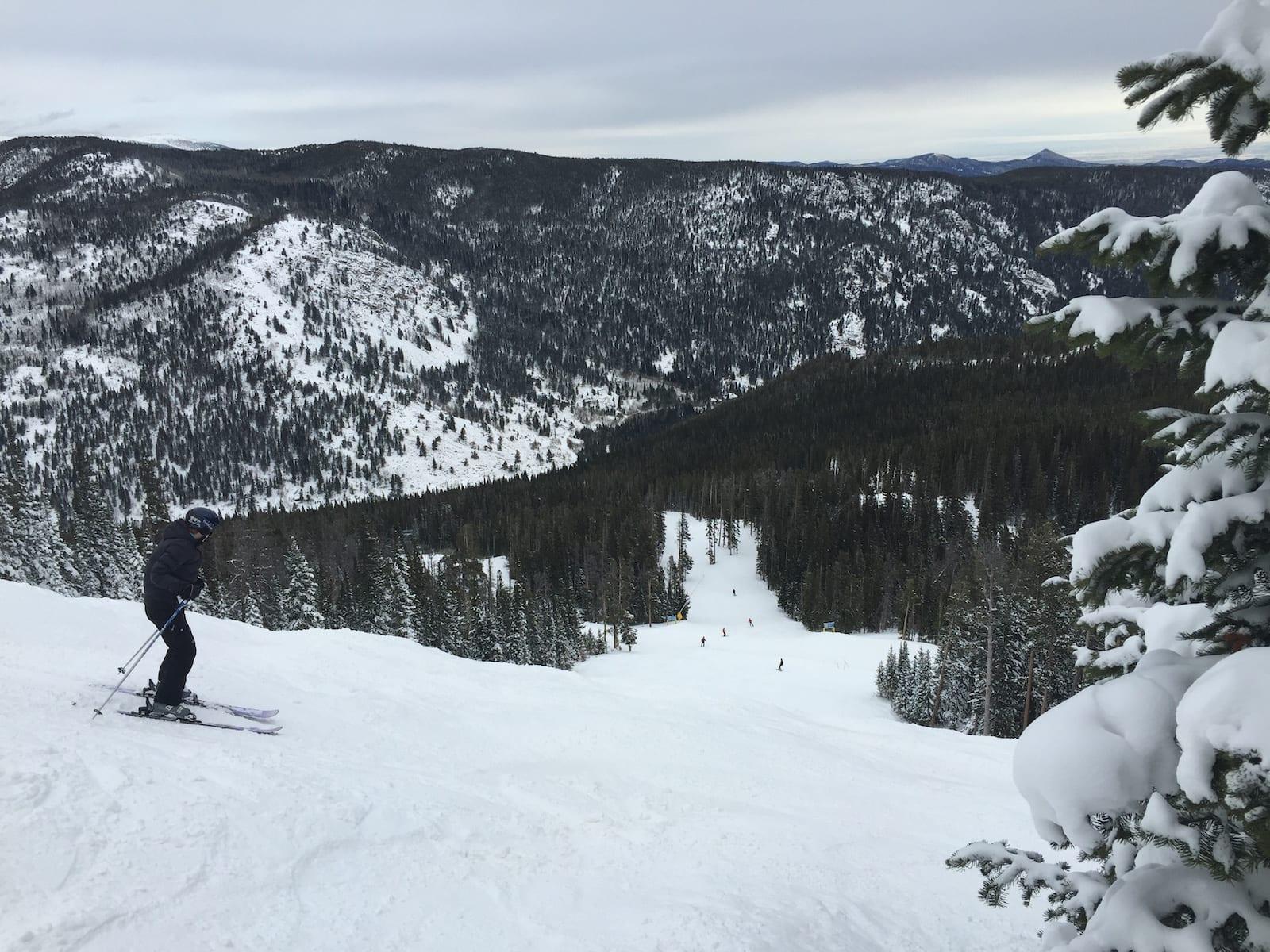 Eldora Mountain Ski Resort Expert Trail