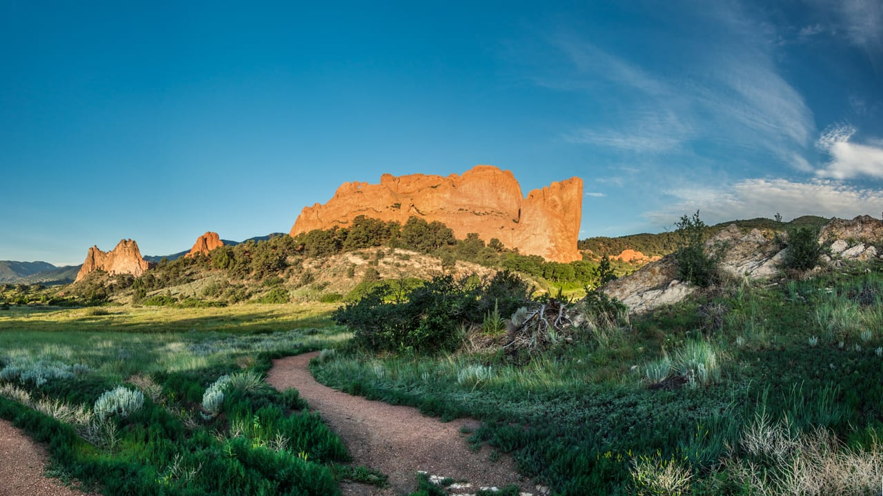 Garden Of The Gods Loop 17 Best Ideas About Colorado Summer Vacations On Bike The Garden