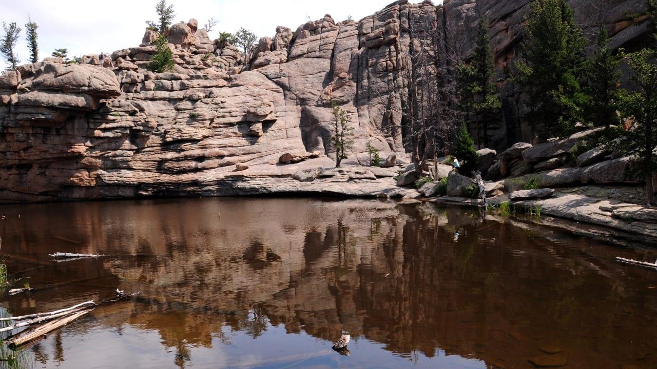 Gem Lake Rocky Mountain National Park Colorado