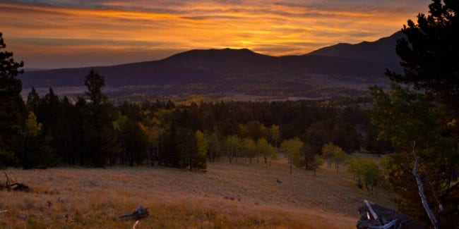 Visit Colorado Pikes Peak Sunrise