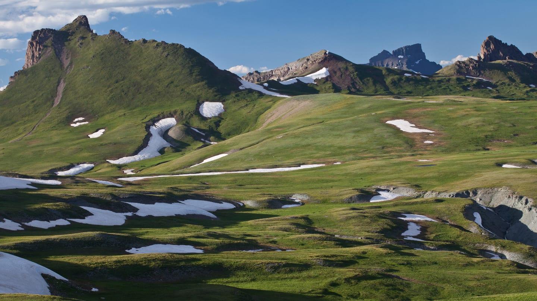 Visit Colorado Uncompahgre Wilderness Summer