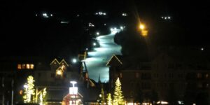 Keystone Ski Resort Night Skiing
