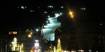 Keystone Ski Resort Night Skiing
