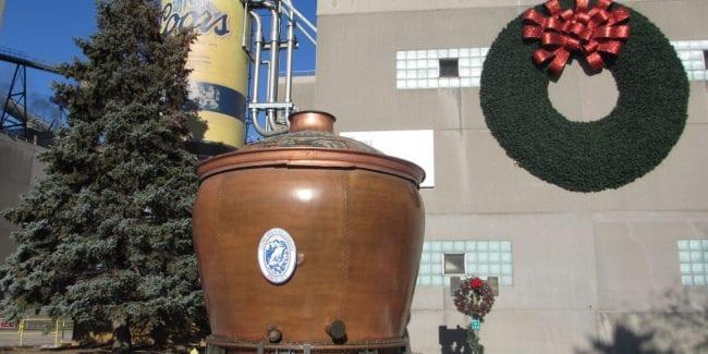 Coors Brewery Tour Golden Colorado