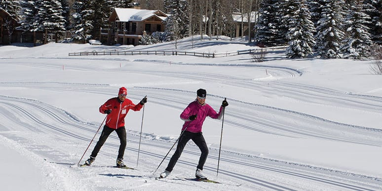 Aspen Cross Country Ski Center