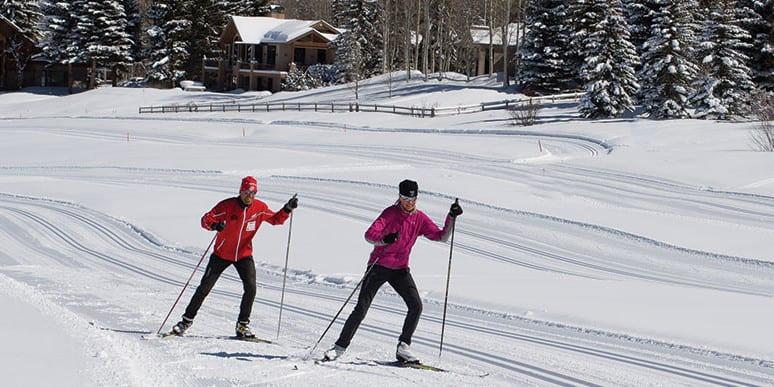 Aspen Cross Country Ski Center