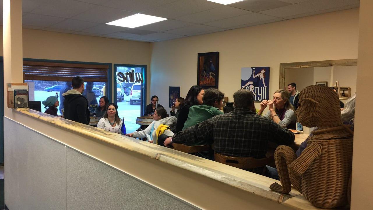 Augustina's Winery Tasting Room Boulder Colorado