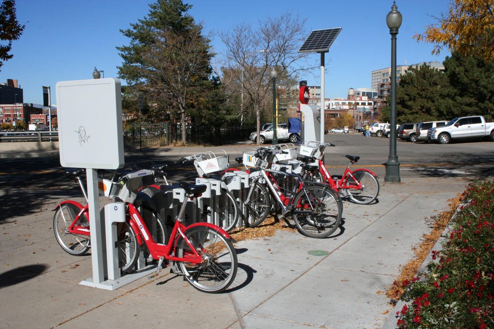 B-Cycle, Denver