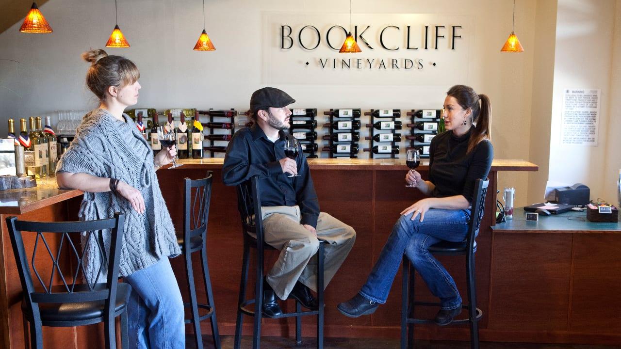Bookcliff Vineyards Tasting Room Boulder Colorado