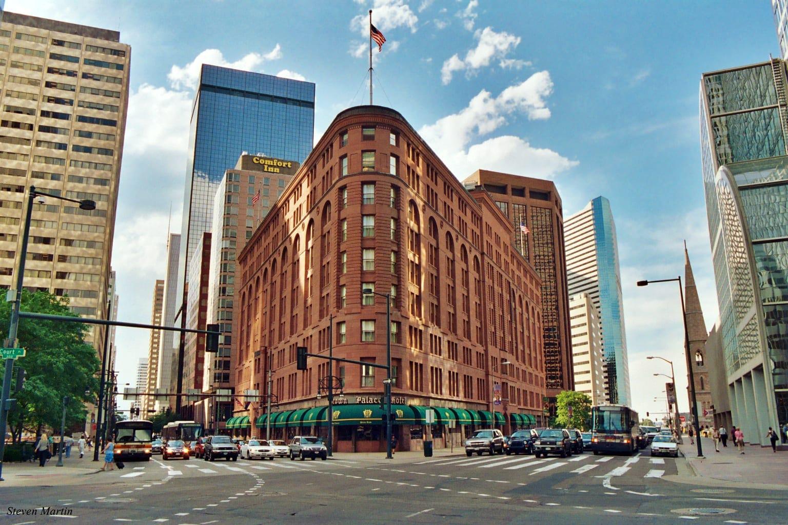 Broadway & Court Place, Denver