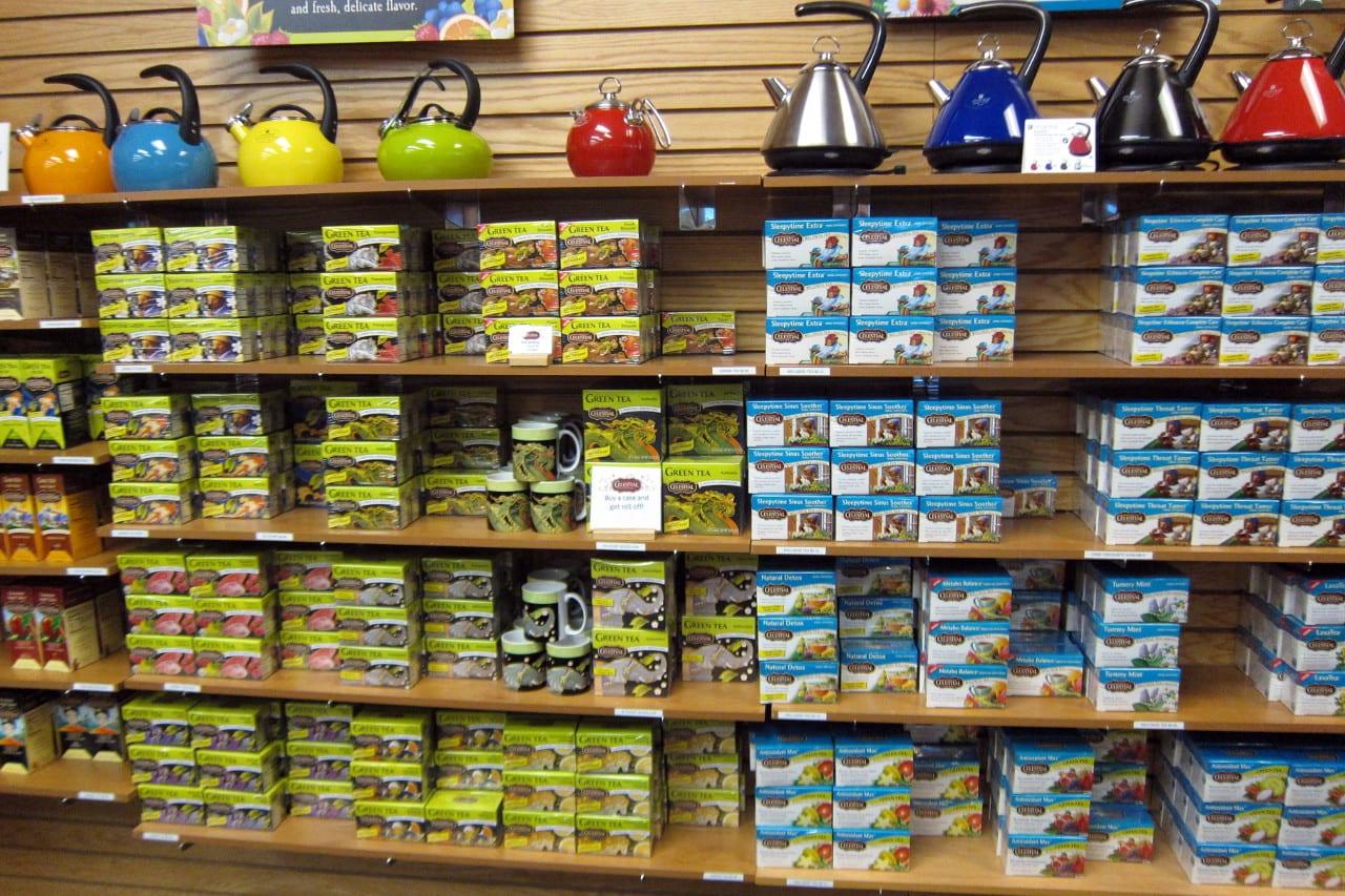 Celestial Seasonings Factory Tour Tea Boxes Boulder