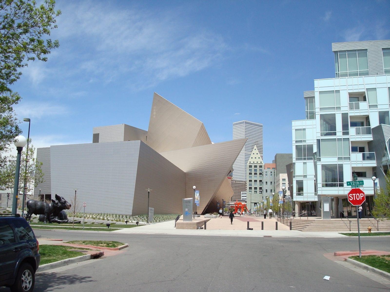 Denver Art Museum and Museum Residences