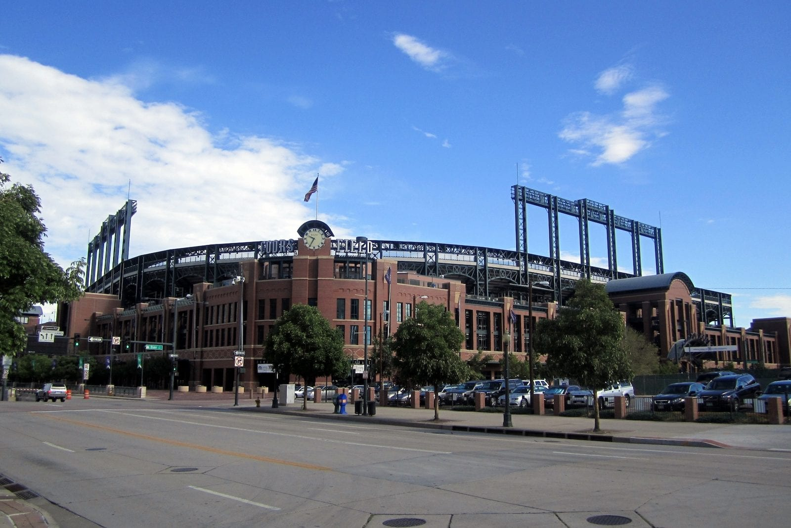 Coors Field, Lodo, Denver
