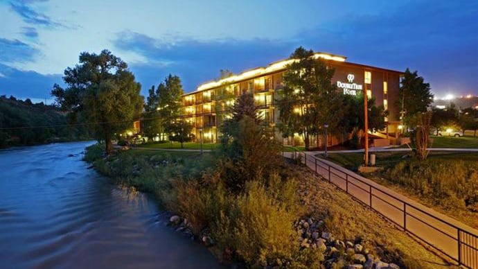 Double Tree by Hilton Durango Colorado