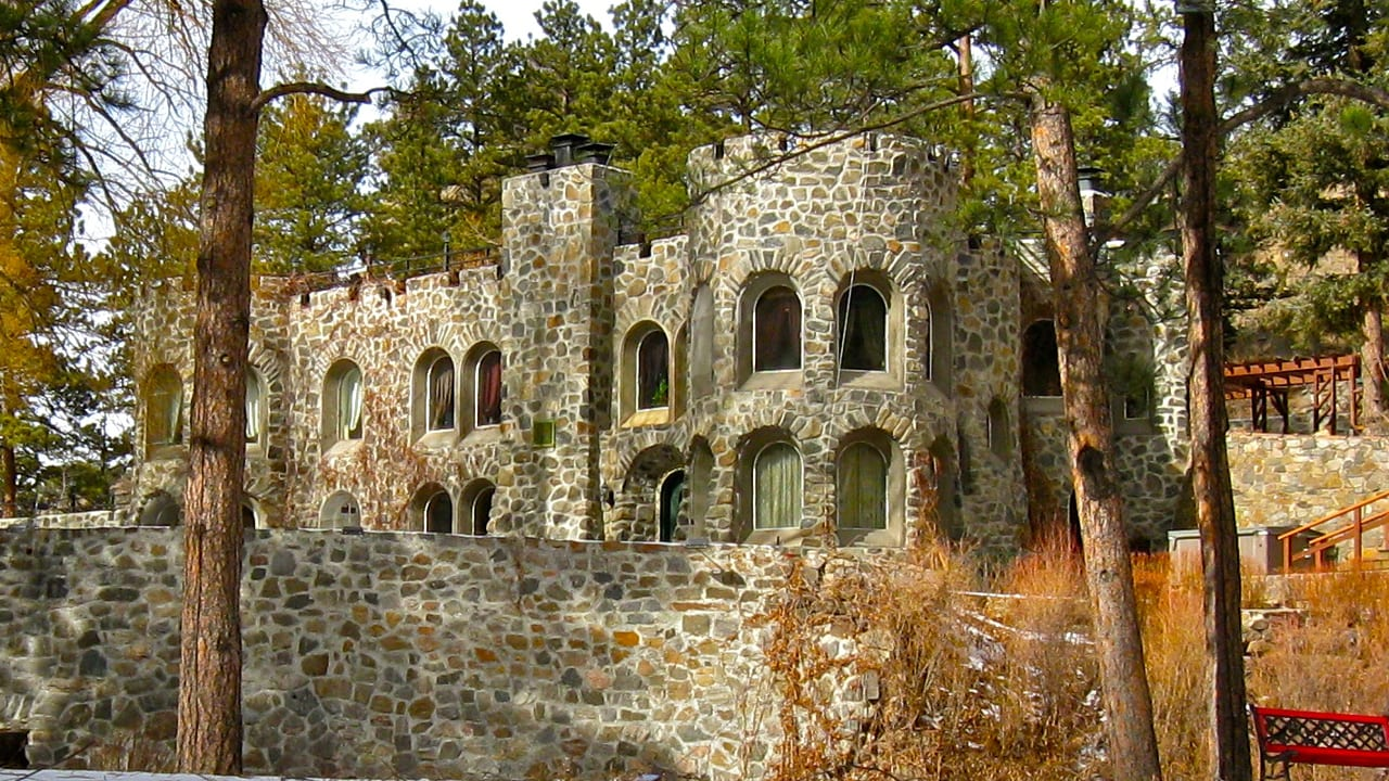 Dunafon Castle Idledale Colorado