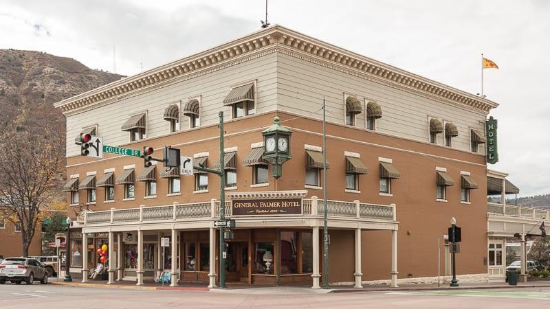 General Palmer Hotel Durango Colorado