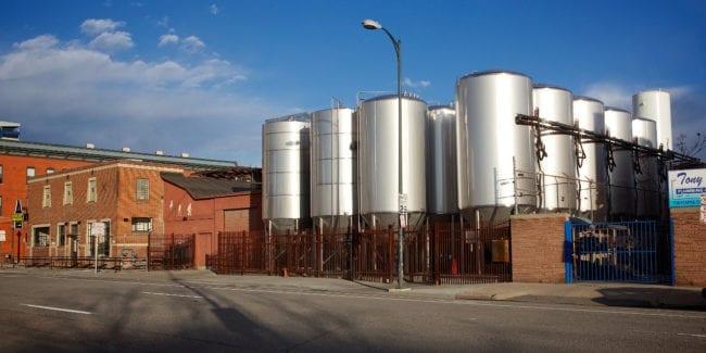 Great Divide Brewing Ball Park Denver Colorado
