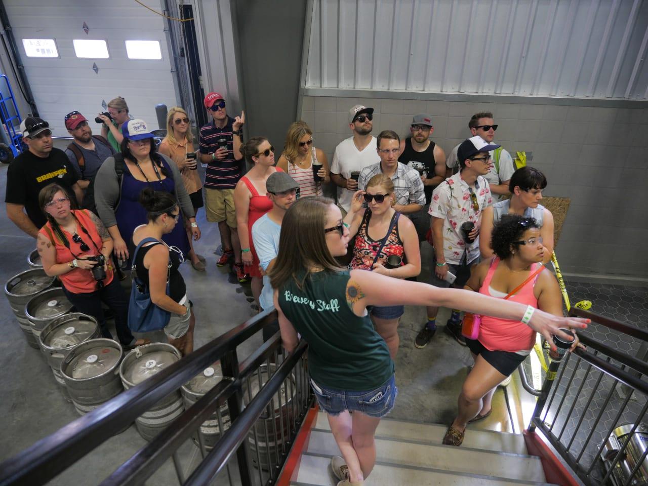Great Divide Brewery Tour Denver Colorado