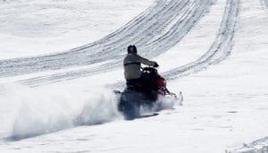 Snowmobiling Tour Keystone Colorado HCT