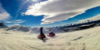 Snowmobiling Keystone Colorado High Country Tours