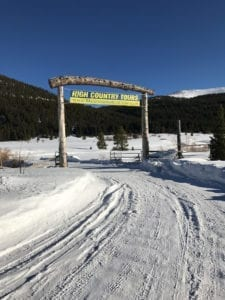 High Country Tours Snowmobiling Colorado
