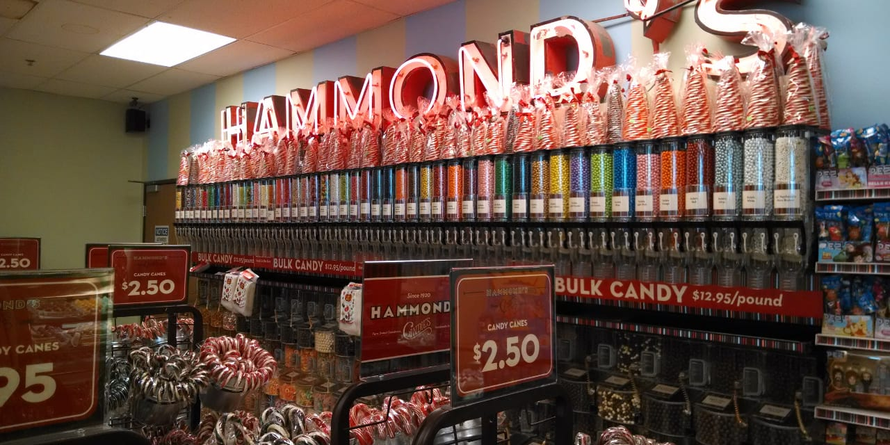 Hammond's Candies Gift Shop Denver