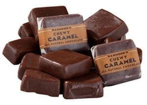 Hammond's Chewy Caramel Chocolate Denver