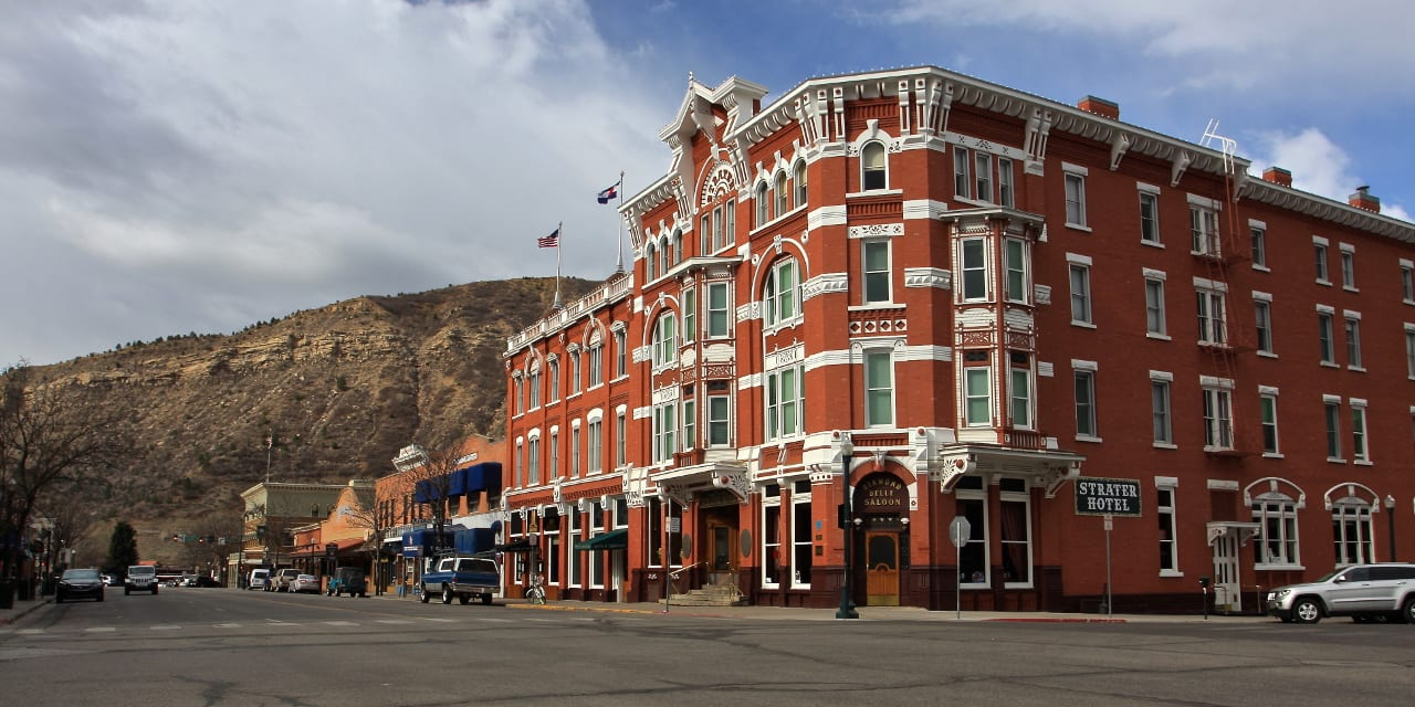 Hotels Downtown Durango Colorado