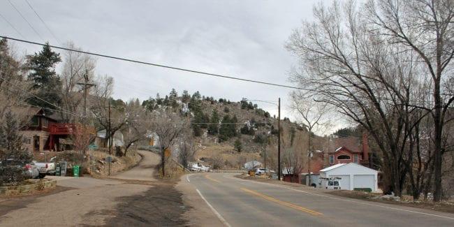 Idledale Colorado Highway 74