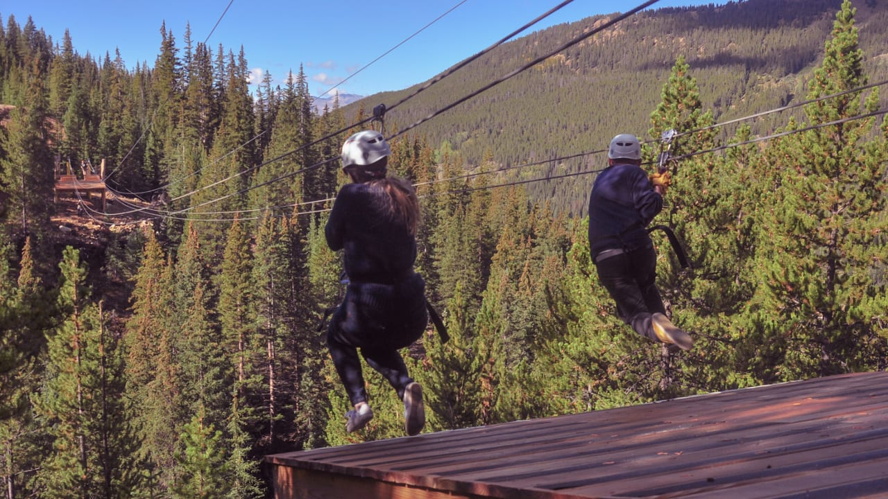 Leadville Colorado Zip Line