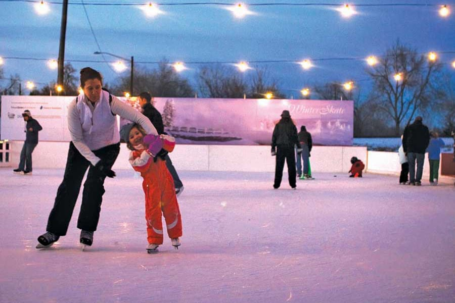 Louisville WinterSkate Colorado