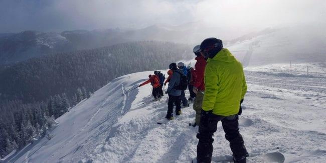 Monarch Snowcat Skiing Salida Colorado