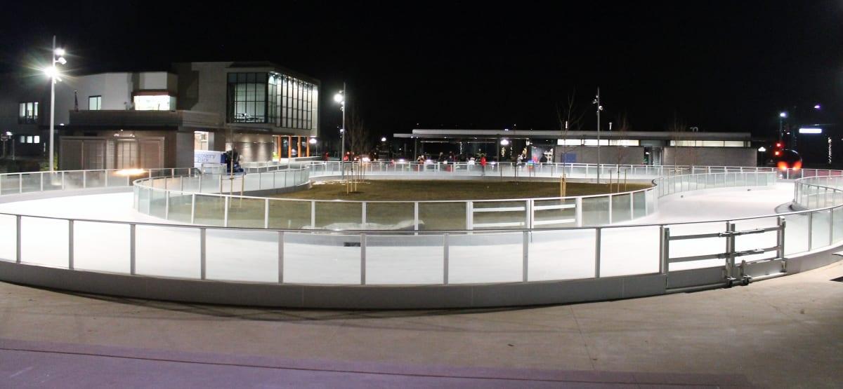Ice Skate Rink Parker Colorado