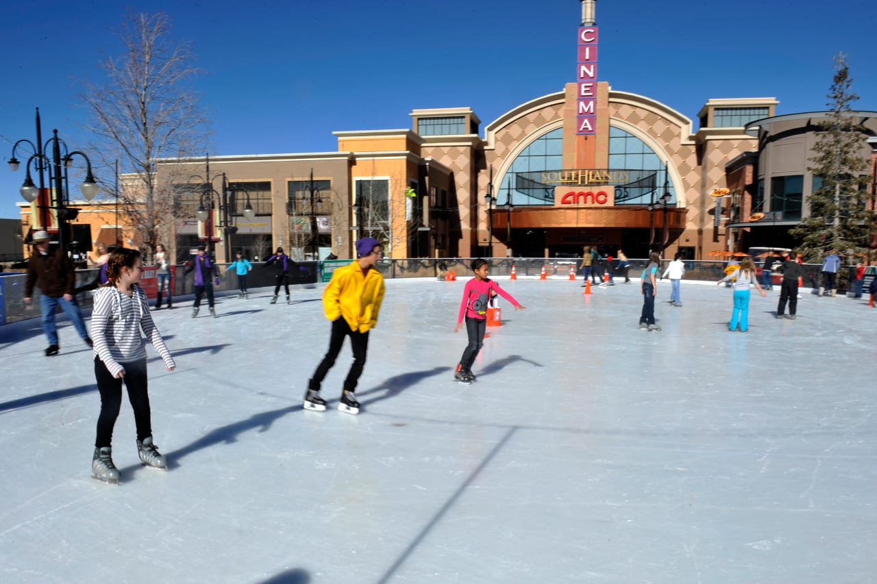 Pond Ice Rink Southlands
