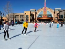 Pond Ice Rink at Southlands Aurora
