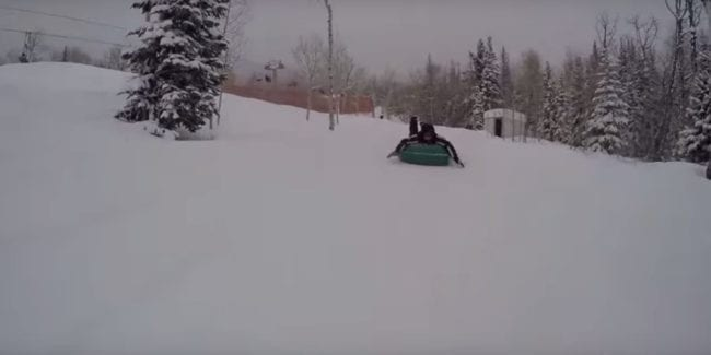 Powderhorn Tubing Hill Mesa Colorado