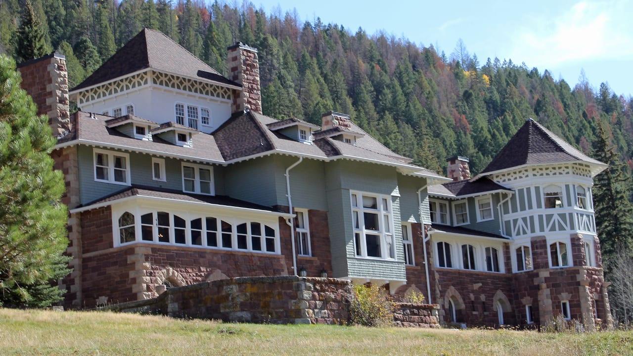 Redstone Castle Colorado