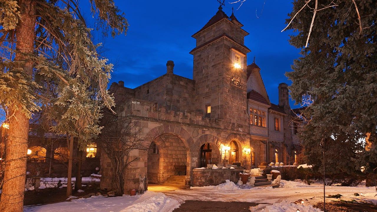 Richthofen Castle Denver Colorado