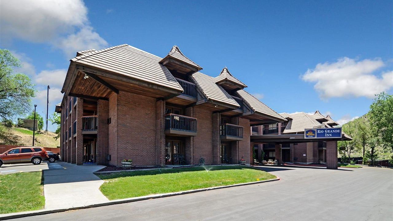 Rio Grande Inn Best Western Durango Colorado