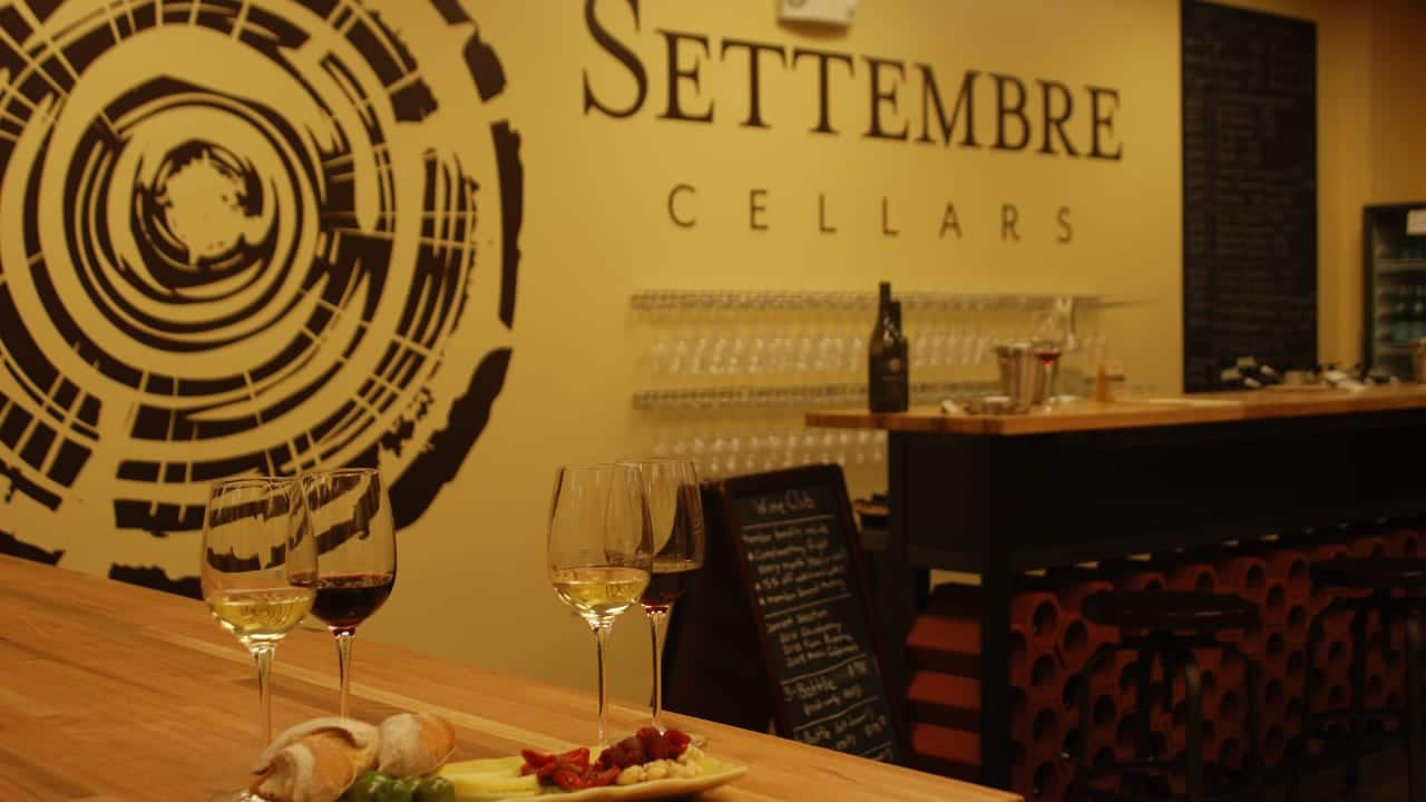 Settembr Cellars Tasting Room Boulder Colorado