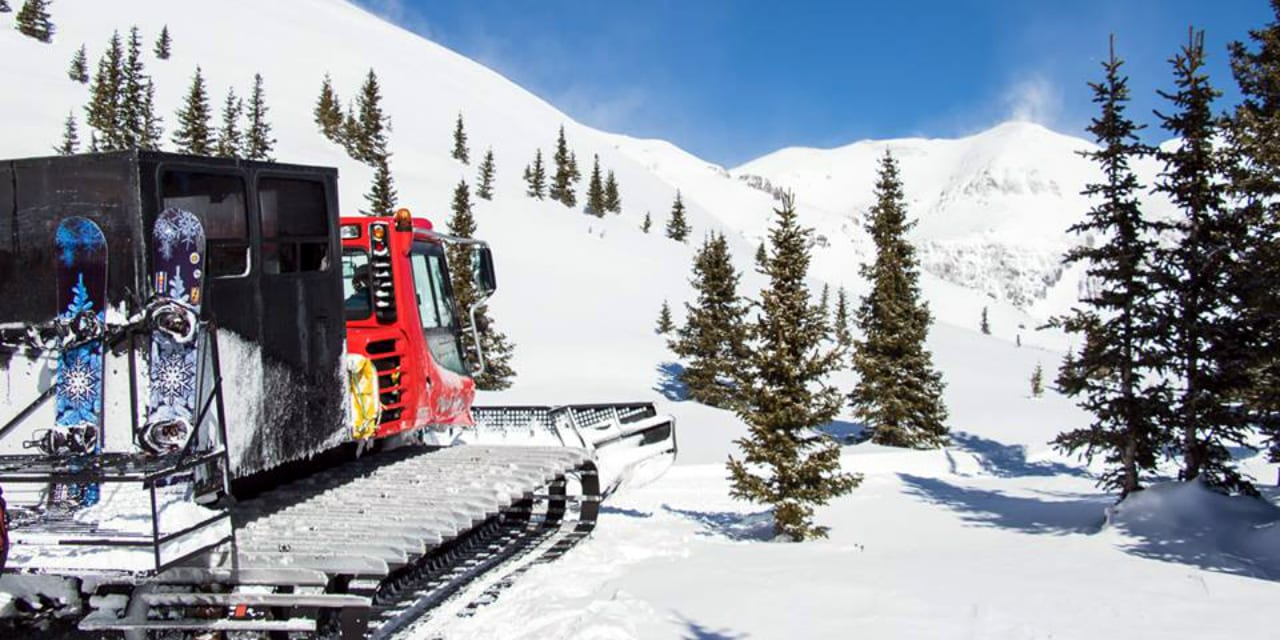 Silverton Powdercats Snowcat Skiing