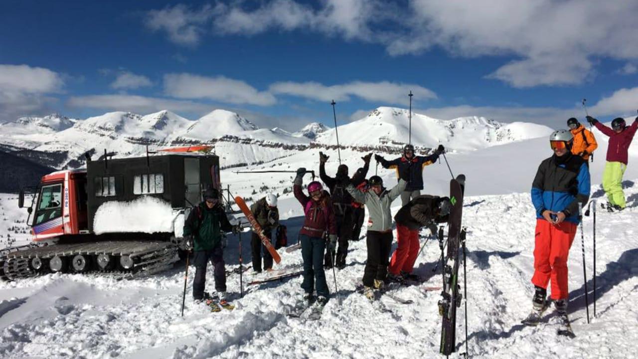 Silverton Powdercats Snowcat Skiing Colorado
