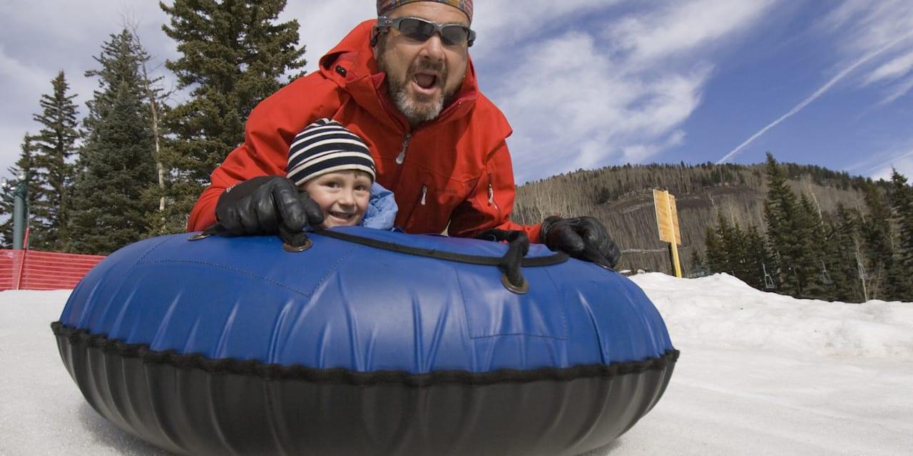 Snow Coaster Tubing Hill Purgatory Durango Colorado