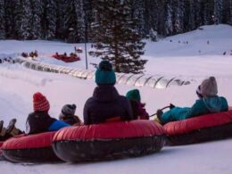 Snowmass Tubing Hill Aspen Colorado